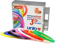 Пластик для 3D печати Unid PLA-9 (с органайзером) -
