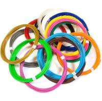 Пластик для 3D печати Bestfilament Набор PLA для 3D-ручки (15 цветов) -