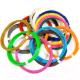 Пластик для 3D печати Bestfilament Набор ABS (15 цветов) -