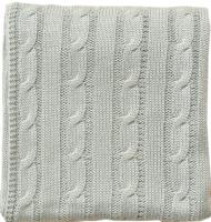 Плед Romgil ТН459 (110x120, светло-серый) -
