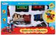 Железная дорога игрушечная Играем вместе Чебурашка / A147-H06316-R -