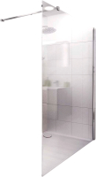Душевая стенка Roth Walk Pro 120 (хром/прозрачное стекло) -