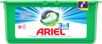 Капсулы для стирки Ariel Touch of Lenor Fresh 3 в 1 (Автомат, 30x23.8г) -