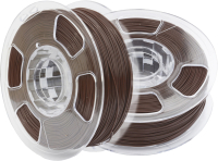 Пластик для 3D печати U3Print HP PLA 1.75мм 1кг (коричневый) -