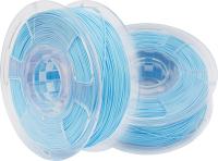 Пластик для 3D печати U3Print HP PLA 1.75мм 1кг (голубой) -