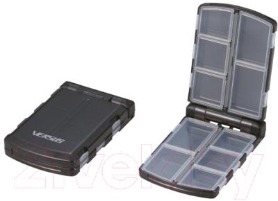 Коробка рыболовная Meiho Pearl Black / VS-355SS-PB