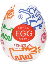 Мастурбатор для пениса Tenga Keith Haring Egg Street / 31002 -