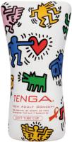 Мастурбатор для пениса Tenga Keith Haring Soft Tube CUP / 31003 -