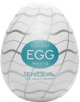 Мастурбатор для пениса Tenga Egg Wavy II / 143107 -