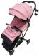 Детская прогулочная коляска Bubago BG 120 Model S (Pink) -