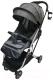 Детская прогулочная коляска Bubago BG 120 Model S (Dark Grey) -