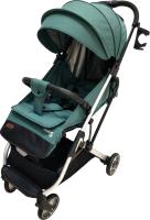 Детская прогулочная коляска Bubago BG 120 Model S (Green) -