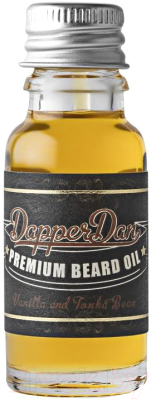 Масло для бороды DapperDan Beard Oil BO15 (15мл)