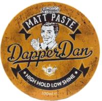 Паста для укладки волос DapperDan Matt Paste MP01 (100мл) -