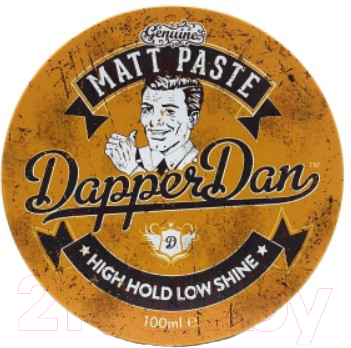 Паста для укладки волос DapperDan Matt Paste MP01 (100мл)