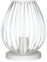 Прикроватная лампа Элетех Шалот ННБ 63-60-008 / 1005301187 (белый муар/шнур белый) -