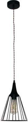 Потолочный светильник Элетех Форма 211 НСБ 01-60-142 / 1005404239 (черный муар)