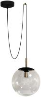 Потолочный светильник Элетех Аура 250 НСО 17-150-305 / 1005253132 (прозрачный) -