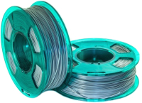 Пластик для 3D печати U3Print PETG M5 1.75мм 450г (серый) -