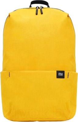 Рюкзак Xiaomi Mi Casual Daypack / ZJB4149GL (желтый)