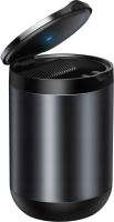 Пепельница в салон автомобиля Baseus Premium / CRYHG01-01 (черный) -