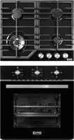 Комплект встраиваемой техники Zorg Technology BE4 BL + BLC FDW BL -