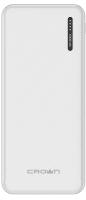 Портативное зарядное устройство Crown CMPB-5000 (белый) -