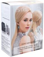 Набор для окрашивания волос Estel White Balance 12.0 восхитительный топаз -