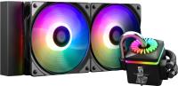 Кулер для процессора Deepcool Captain 240 Pro V2 (DP-GS-H12AR-CT240PV2) -