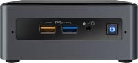 Неттоп Z-Tech J4005-4-SSD 240Gb-0-C7C-00w -
