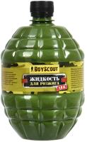 Жидкость для розжига Boyscout Парафиновая / 61037 (1л) -