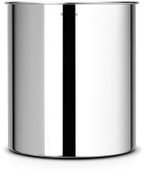Корзина для бумаг Brabantia Waste Paper Bin / 181207 (7л, стальной полированный) -
