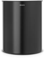 Корзина для бумаг Brabantia Waste Paper Bin / 181443 (15л, черный матовый) -