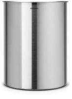 Корзина для бумаг Brabantia Waste Paper Bin / 313387 (15л, стальной матовый) -
