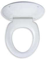 Сиденье для унитаза Novaservis WC/Universal -