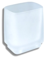 Стакан для зубной щетки и пасты Novaservis 6406/1.0 -