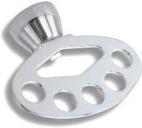 Держатель для зубной пасты и щётки Novaservis 6344.0 -