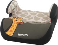 Бустер Lorelli Topo Comfort Giraffe Light Dark / 10070992003 -