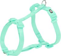 Шлея Trixie Premium H-harness 203424 (M/L, мятный) -