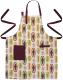 Кухонный фартук Tkano Passion Fruit TK19-AP0001 -