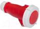Розетка кабельная Bylectrica РПП32-905 (красный/серый) -