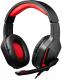 Наушники-гарнитура Redragon Themis 2 / 77802 (черный/красный) -