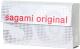 Презервативы Sagami Original 0.02 №6 / 711 (ультратонкие, гладкие) -