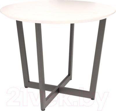 Обеденный стол Millwood Лофт Орлеан Ф/Ш D100x75