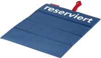 Туристический коврик Reisenthel Seatpad / SM4005  (синий) -