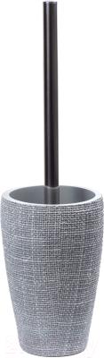 Ершик для унитаза Ridder Tessuto Light Grey 2153407