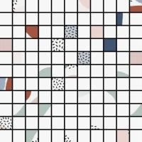 Мозаика Meissen Тренди TY2O451 (300x300, многоцветный) -