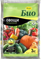 Удобрение No Brand Органоминеральное Био. Для овощей (3кг) -