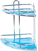 Полка для ванной Белбогемия 25558582 (угловая) -