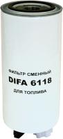Топливный фильтр Difa DIFA6118 -